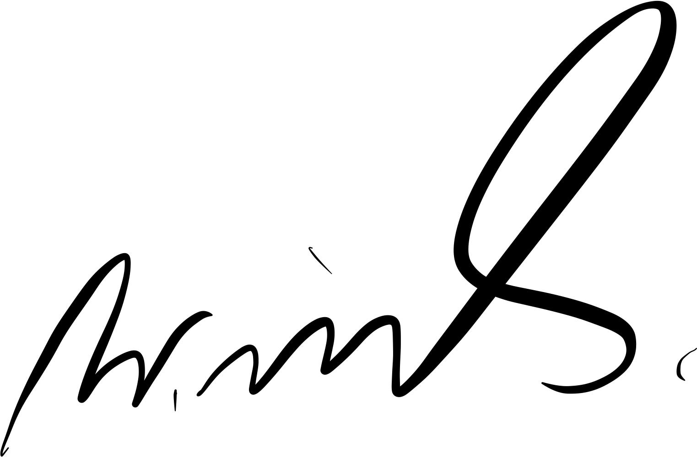 Unterschrift Waraich